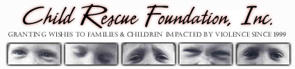 Child Rescue Foundation Logo